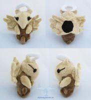 Shiny Shedinja Plush