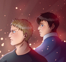 p i n i n g [ reibert ] by oh-no-Castiel