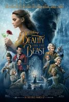 New beautiful Beauty and the Beast (2017) Poster by Artlover67