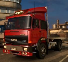 1983 Iveco-Fiat 190-38 Turbo Special by bhw2279