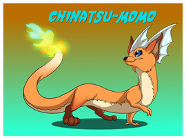 The Red Barn: Chinatsu-Momo the Drulmander ref by Cattensu