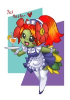 Bellossom Maid