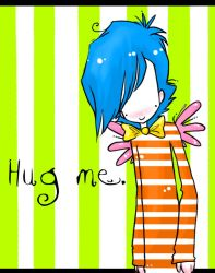 Hug me. by twistedEXIT