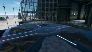 Gcorp Rooftop (Day) Mod by VizardtheWizard