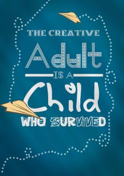 The Creative adult by zomaa