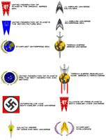 Star Trek Symbols Update by kavinveldar
