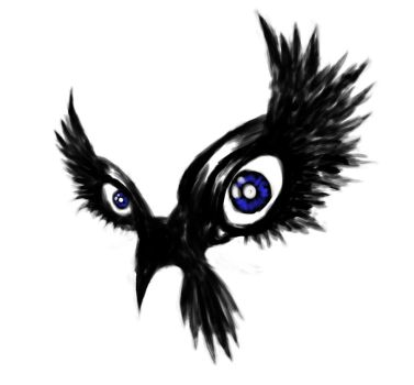 Raven Eyes by sauceoftheboot