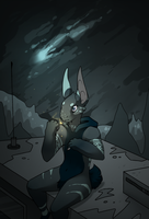 Meteor: October Entry FFA by TwoTassel