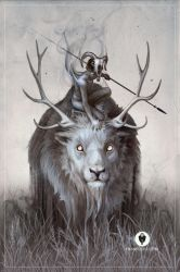 A Boy and his Beast by EranFowler