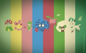 Pokemon Spectrum - Grass