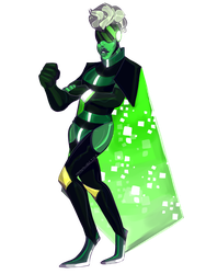Demantoid [COMMISSION] by SmasherlovesBunny500