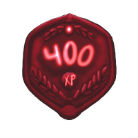400 XP by ReapersSpeciesHub