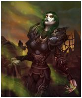 Rogue Undead WoW by GhoulSoul