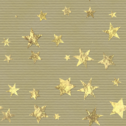 Gold Starred Paper by Sharandra