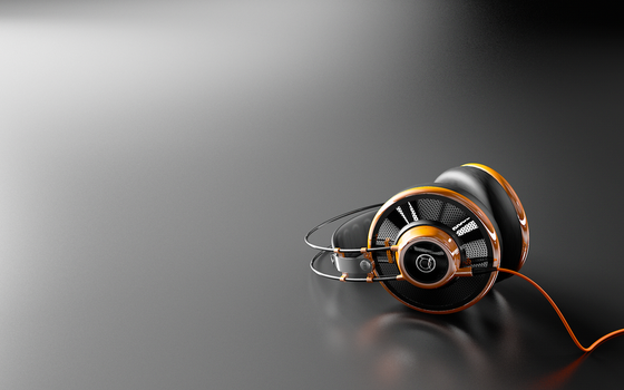 AKG Q701 (original color) by schdnfr