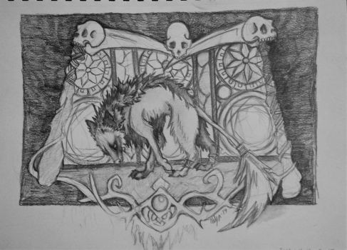 The haunting (reaper) by wolfwarrior1999
