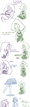 She's only a friend - Lapidot by Leinnon