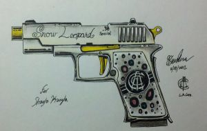 .38 Snow Leopard by Panzer-13