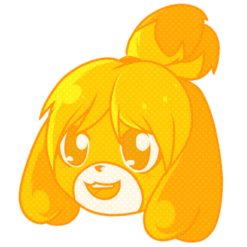 Isabelle icon by Toukitsune