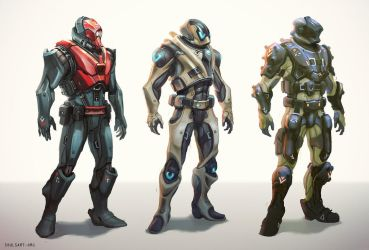 Armour tier10+ by Mikeypetrov
