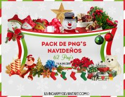 +Navidad PNG by iLivingHappy