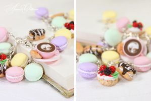 French desserts by OrionaJewelry