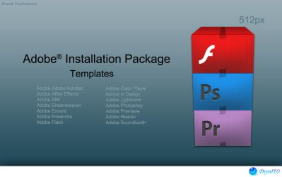 Adobe Installation Package by bharathp666
