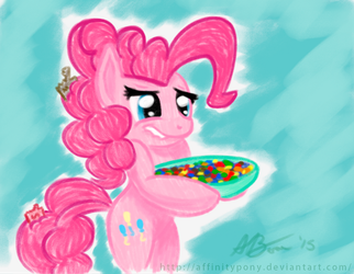 Candy Pie (April Fools 2015) by AffinityShy