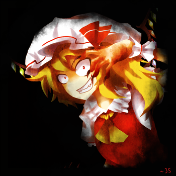 Commish - Flandre by J5-daigada