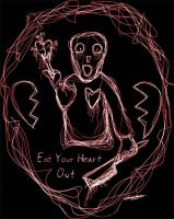 Eat Your Heart Out by angstypoet