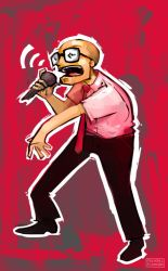 MC Frontalot by michaelfirman