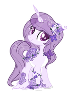 #006 E.G. Pure Rare Galaxy (Closed) by Sunshineshiny