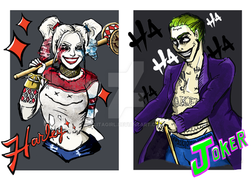 Real Jokers by LitaGirl