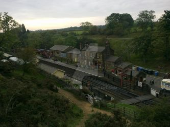 Goathland Station Study 4 by MajorMagna