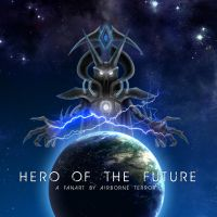Invader: Hero of the Future by AirborneTerror