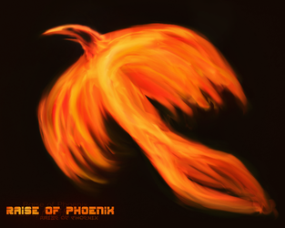 Raise of Phoenix by zankay