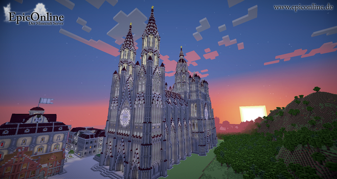 Great Cathedral of Grootestad by EpicOnline