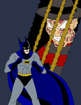 Batman Vs. Freddy Krueger by streetgals9000 by JQroxks21
