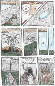 Le Morte D'Arthur: Page 10 by DWestmoore