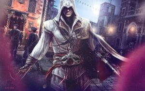 Assassins Creed 2 Wallpack by emperaa