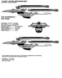 USS SUPREMACY by Inspector97