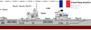 french  carrier pa2 class by Davinci975