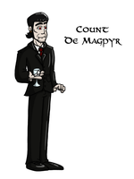 Count De Magpyr by Iddstar