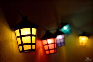 Lanterns by Lady---Vengeance