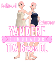 [YanSim and MMD] TDA Bases DOWNLOAD by FiciAxe