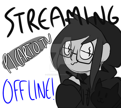 PICARTO.TV STREAM *OFFLINE* by spiderliings