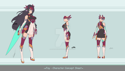 Adoptable Auction - Fay (CLOSED) by Asgard-Chronicles