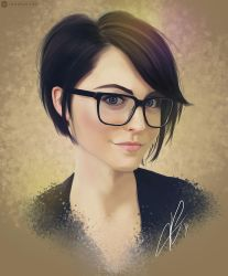 Hipster beauty by JonatanFox