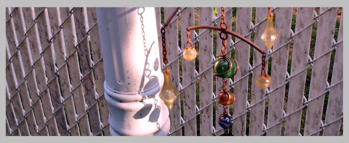 WindChime ::Off White:: by BrokenMasTas