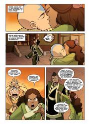 Avatar the promise part 1 page 7 by rocky-road123